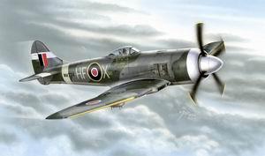 """1/72 Hawker Tempest Mk.II """"In RAF Service"""" Cat. #: SH72103"""
